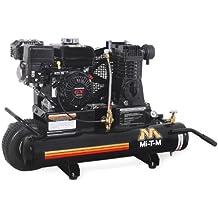 Mi-T-M AM1-PH65-08M Portable Air Compressor, 8-Gallon, Single Stage with Gasoline