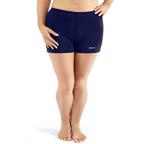 Bohn - Pantalón corto de natación azul - azul oscuro