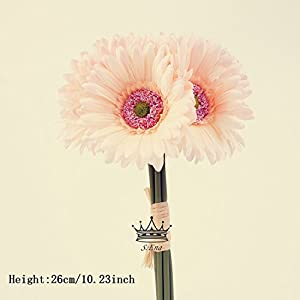 S.Ena ArtificialFlowers Gerbera Daisy GD 2
