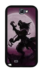 Werewolf - For SamSung Note 4 Case Cover