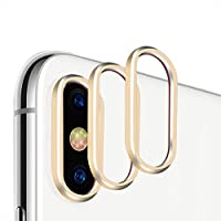Casetego iPhone Xs MAX/XS Camera Lens Protector, [3 Pack]...