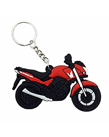 Gct Honda Logo Rubber Keychain Keyring Key Chain For Car Bike