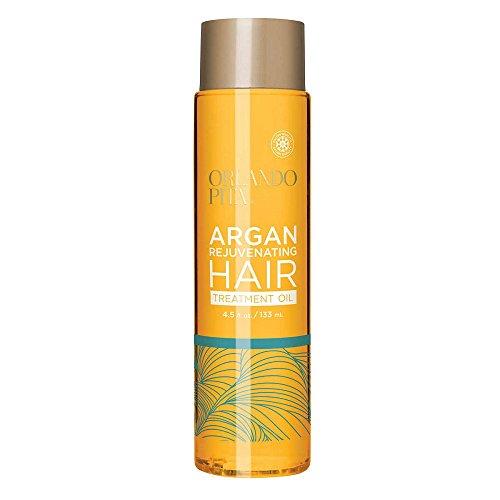 Orlando Pita Argan Rejuvenating Hair Treatment Oil 4.5 Oz by Orlando Pita