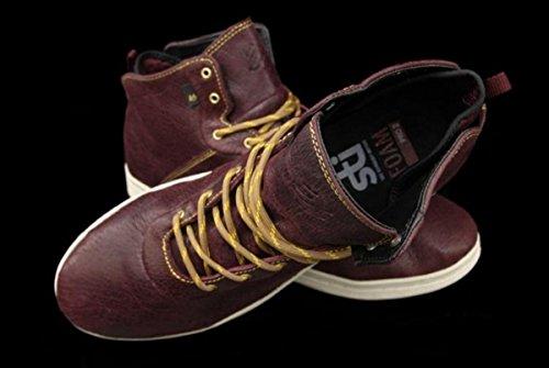 éS - Zapatillas de skateboarding para hombre