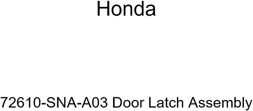 Genuine Honda 72610-SNA-A03 Door Latch Assembly
