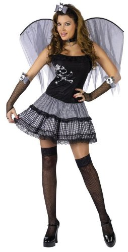 Funky Punk Fairy Adult Costume - Small/Medium