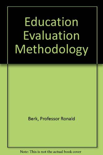 Education Evaluation Methodology