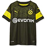 PUMA 2018-2019 Borussia Dortmund Away Shirt (Kids)