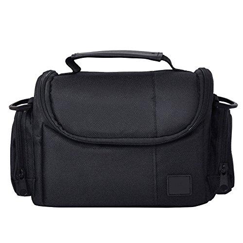 Nikon-COOLPIX-L340-20MP-Digital-Camera-Black-AA-Batteries-Charger-Transcend-32GB-SDHC-Memory-Card-50-Quality-Tripod-Full-Value-Bundle-International-Version-No-Warranty