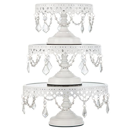 Review Victoria White Cake Stand