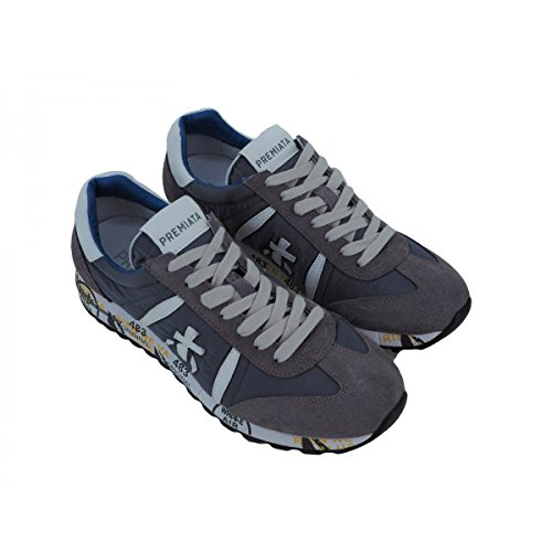 PREMIATA Men's Trainers Grey outlet new arrival find great cheap price cheap sale very cheap online cheap Z1QCEg