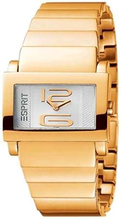 Splendor Uhren esprit damen armbanduhr splendor gold es101122003 amazon de uhren