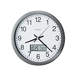 MIL625195 - Howard Miller Chronicle Wall Clock