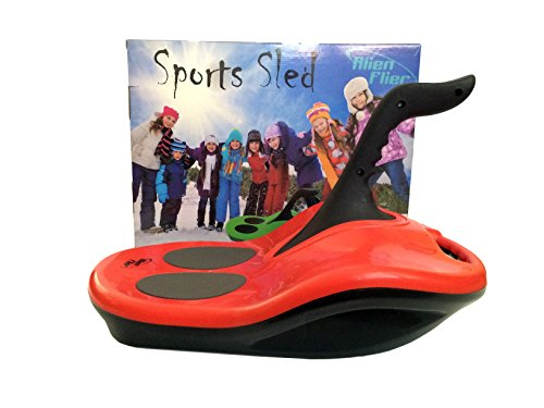 Sport Sled - Red by Alien Flier