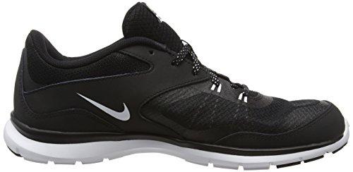 Nike Womens Flex Trainer 5 Scarpa Nera / Antracite / Bianca