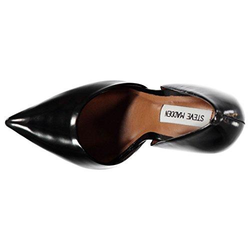 Steve Madden Pippa Stiletto tacco alto scarpe donna nero Moda Donna Calzature, nero