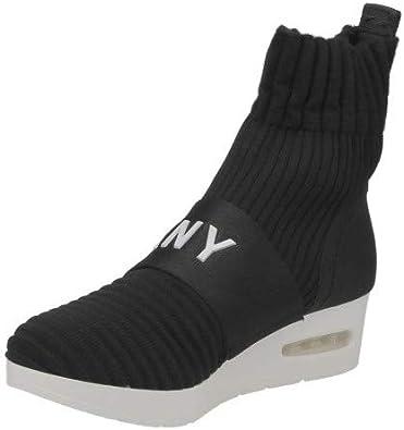 DKNY Women's Trainers Black Size: 7 UK