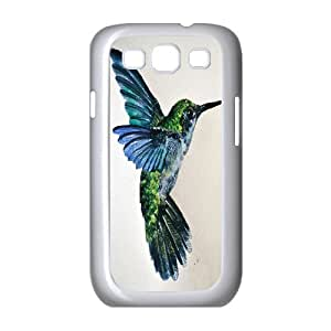 Hummer Bird Pattern Hard Case Cover for Samsung Galaxy Case S3 TSL317024