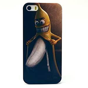 LX Banana Boy Pattern Hard Case for iPhone 5/5S Phone Cases by mcsharks