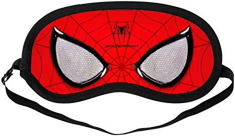 Comfortable Adjustable Blindfold Eyeshade Spider product image