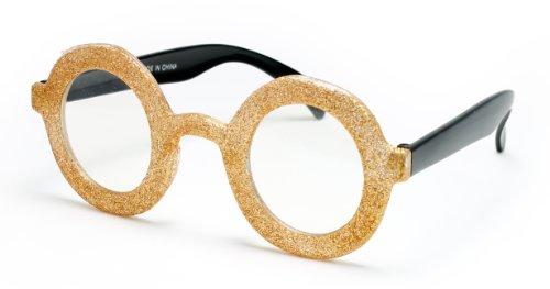 [Kyra Costume Glitter Minion Despicable Me Glasses] (Despicable Me Glasses)