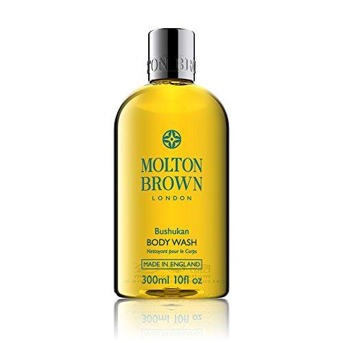 Molton Brown Bushukan Body Wash, 10 oz.