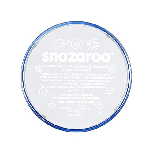 Snazaroo Classic Face Paint, 18ml, (Snazaroo Face Paint Kit)