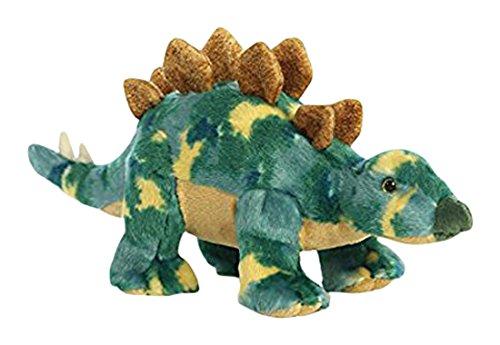 Aurora World Stegosaurus Dinosaur Plush  14
