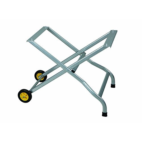 - Folding Tile Saw Stand with Wheels HFJ14
