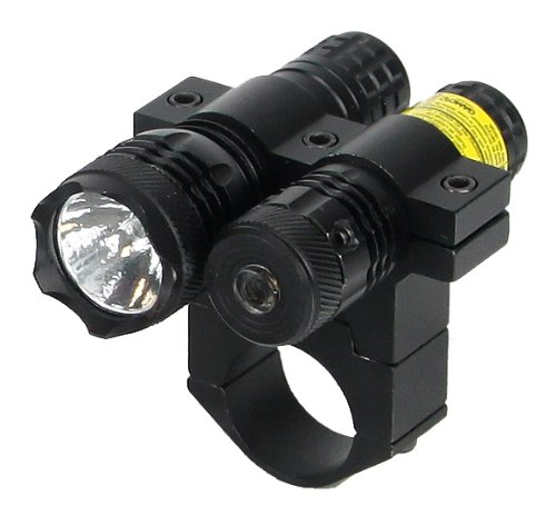BSA Optics TWLLCP 650nm Tactical Weapon Red Laser Sight with 80 Lumen -