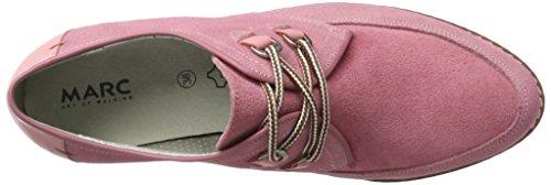 Marc Shoes Damen Romy Derbys Rot (Rose)