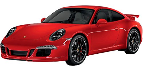 Porsche 911 Carrera Red Decal Removable Wall Sticker Art Decor Mural Race Car C810, Huge ()