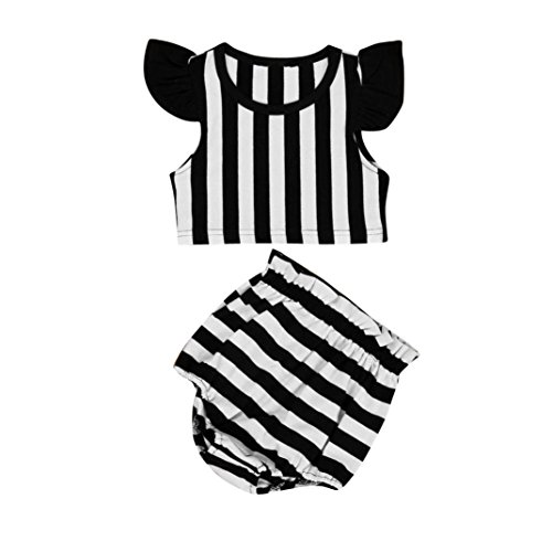 deeseetm-newborn-baby-girls-sleeveless-striped-t-shirt-tops-shorts-outfits-clothes-set-label-size100