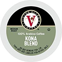 Deals on 80 Ct Victor Allens Coffee K Cups, Kona Blend Medium Roast Coffee