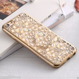 buy popular 258a7 59991 Imask® Oppo F5 3D Luxury Stylish Glitter Diamond: Amazon.in: Electronics