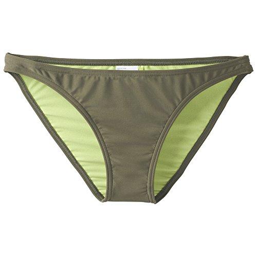 prAna Kala Bottom Swim Bottoms, Cargo Green, - Friendly Bikinis Eco