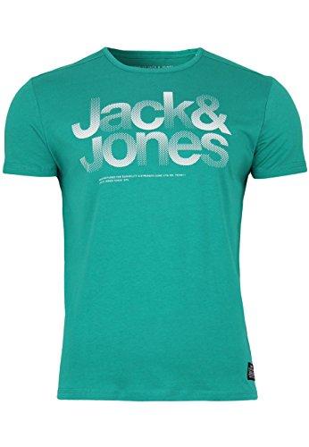 Jack & Jones t-shirt Jjcoshine tee Pepper Green