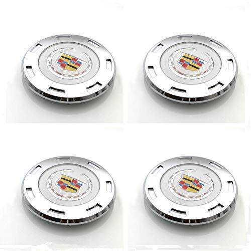 4Pcs Gm Cadillac Escalade Colored Crest 22