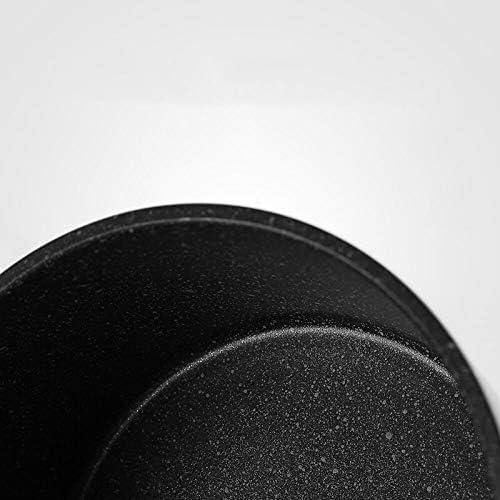 ROIY Maifanshi Lait Pot Bébé Complément Alimentaire Petit Pot Noodle Pot Instantané Antiadhésif Lait Pot Pas Fumées Sain Utilisation Multi-usage 16cm (Taille : 16cm)