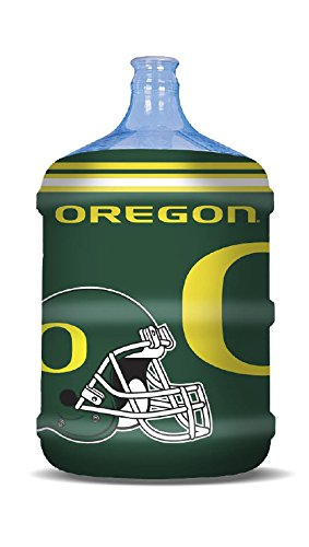 NCAA Oregon Ducks Propane Tank Cover/5 Gal. Water Cooler Cover, (Green Tank Cover)