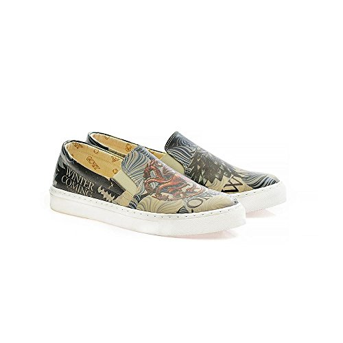 L'hiver Cuir Sneakers Série Women Uk Goby Vn4000 Dessus On xoBrdCe