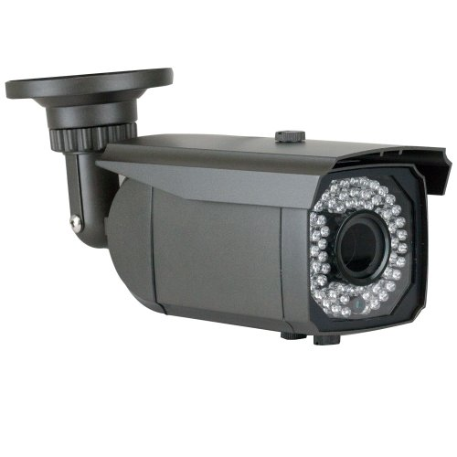 1.3 MP HD-IP PoE 1920P Outdoor Indoor ONVIF Network Security Camera with 2.8-12mm Varifocal Zoom Megapixel Lens