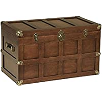 Childrens Wooden Chest - Cherry Glaze - Amish Made in USA