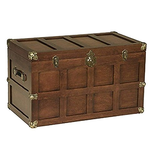Children's Wooden Chest - Cherry Glaze - Amish Made in USA by Furniture Barn USA