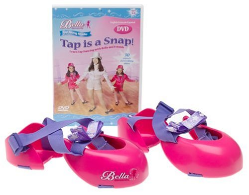 Bella Dancerella Tap Your Toes (DVD) with Tap (Tap Dance Costumes For Sale)