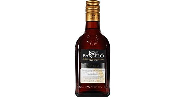 Barceló Ron - 350 ml: Amazon.es: Alimentación y bebidas