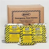Mayday 2400 Calorie Food Bars (24 per case) MRE, Camping, Hiking, Survival