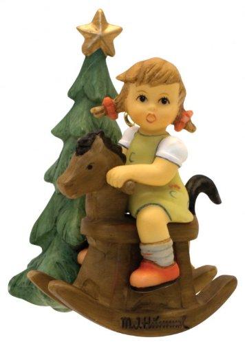 Hummel Christmas Ornaments.M I Hummel Christmas Ornament Cowboy Corral Girl