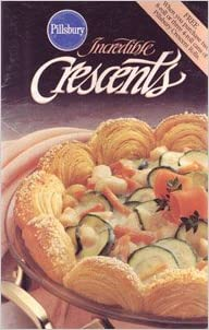Book Pillsbury Incredible Crescents