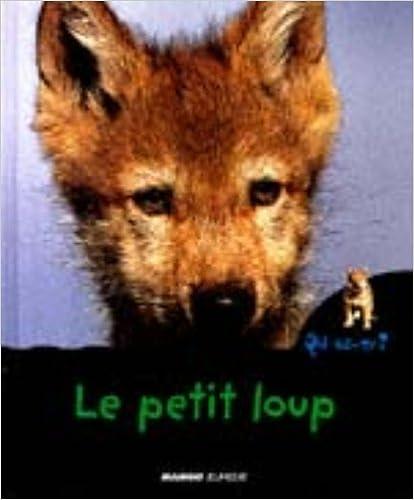 Télécharger en ligne Le petit loup epub, pdf